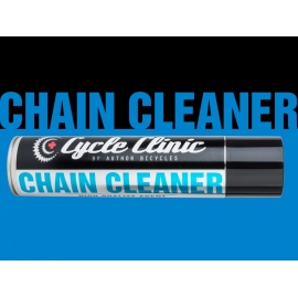 AUTHOR Chain Cleaner Cycle Clinic
