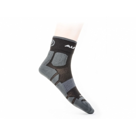 AUTHOR Socks XC Comfort black/grey