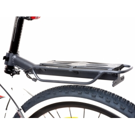 AUTHOR Carrier for seatpost fix ACR-160-Alu черный